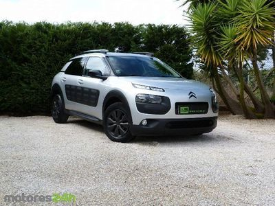 usado Citroën C4 Cactus 1.6 BlueHDi Feel Ed.Silver