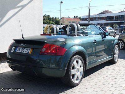 usado Audi TT 1.8T -