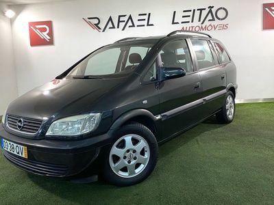 usado Opel Zafira 1.6 16V