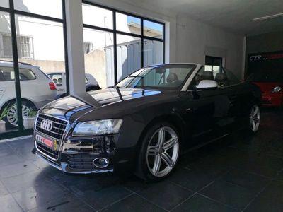 usado Audi A5 Cabriolet Quattro Sline Full Extras