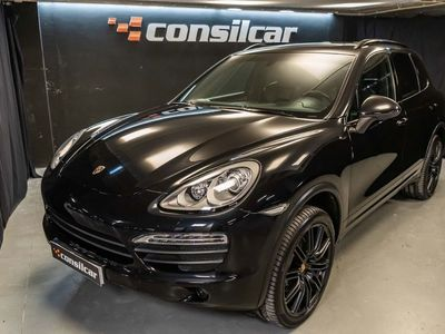 usado Porsche Cayenne S 4.8V8 Full Navigator