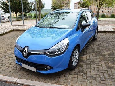 usado Renault Clio Sport Tourer Expression
