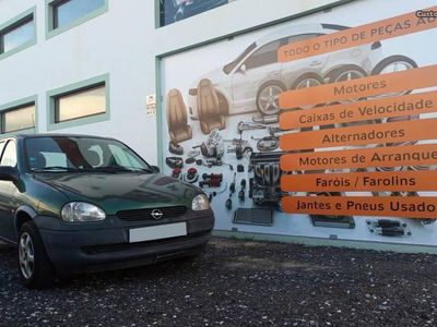 usado Opel Corsa B 1.0 i