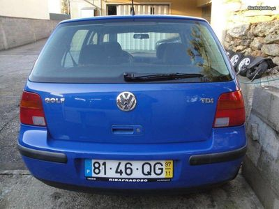 usado VW Golf 1.9 tdi 5p