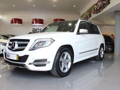 usado Mercedes GLK250 4-Matic Auto Nac.