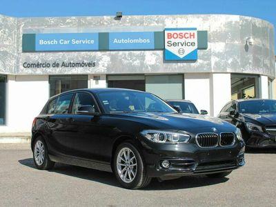 usado BMW 116 d Auto