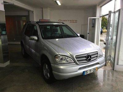usado Mercedes ML270 CDI (163 CV)