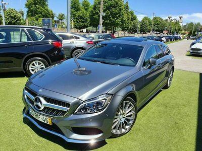 usado Mercedes CLS350 d 4-Matic