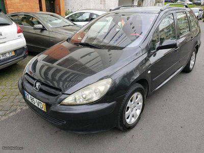 gebraucht Peugeot 307 SW 1.4 HDI