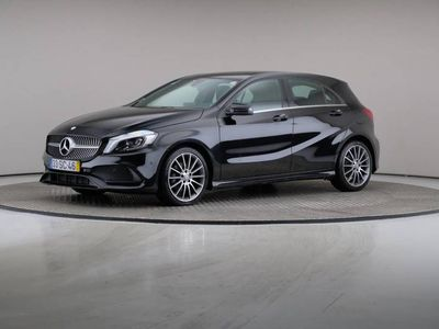 usado Mercedes A200 A-Klassed AMG Line Aut.