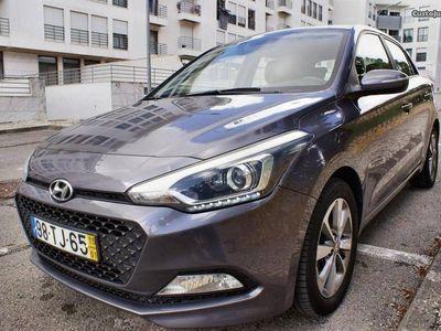 brugt Hyundai i20 1.1 CRDi 75Cv