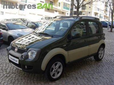 usado Fiat Panda Cross 4x4 1.3JTD M-Jet (C/N)