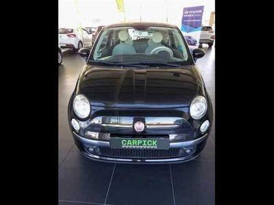 usado Fiat 500 1.2 Lounge Dualogic Start&Stop