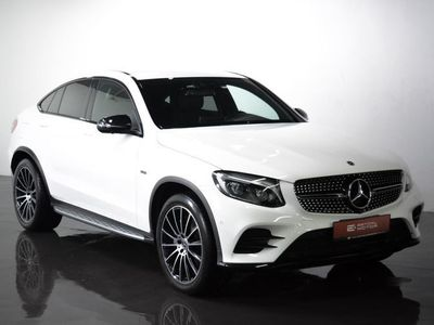 usado Mercedes GLC350 e Coupé AMG Hybrid Plug-In