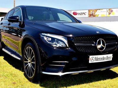 usado Mercedes GLC250 d Bluetec AMG Coupé 4-Matic