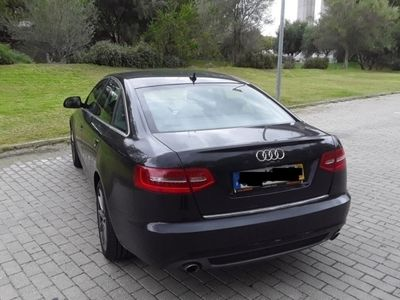 second-hand Audi A6 V6 2.7 Tdi