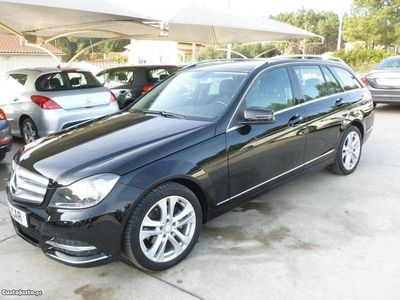 usado Mercedes C200 2.1 (136cv) (5p) -
