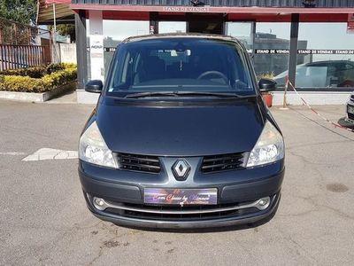 usado Renault Espace 2.0 DCI SE TECH-ROAD 7L
