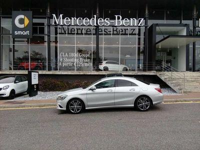 usado Mercedes CLA180 - UsadoCDi Urban