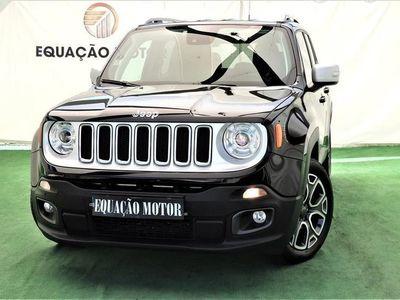 usado Jeep Renegade 1.6 MJD Limited