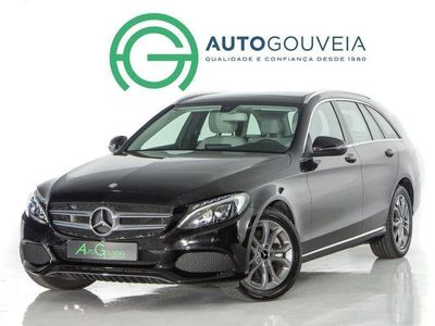 usado Mercedes C300 h Station BlueTEC Hybrid Auto