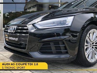 usado Audi A5 Coupé TDI 2.0 S-Tronic Sport