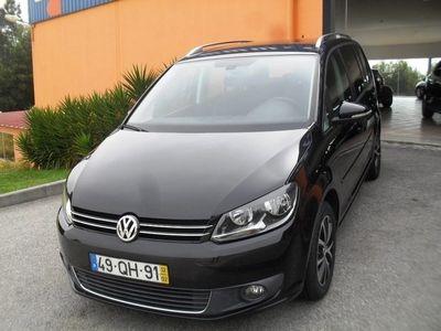 usado VW Touran 1.6 TDi BlueMotion Trendline 7L (105cv) (5p)