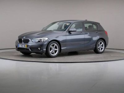 usado BMW 116 1 Serie d EfficientDynamics Advantage