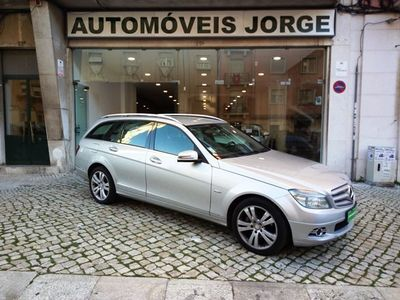 brugt Mercedes C200 CDI Avantgarde Aut.