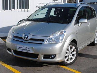 usado Toyota Corolla Verso 2.0 D4D