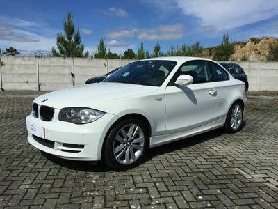 usado BMW 120 Coupé D Auto