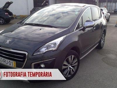 usado Peugeot 3008 1.6 BlueHDI Allure 120cv