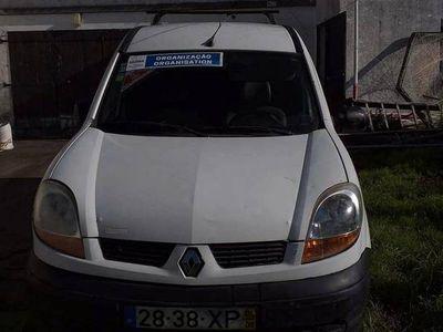 usado Renault Kangoo 1.9
