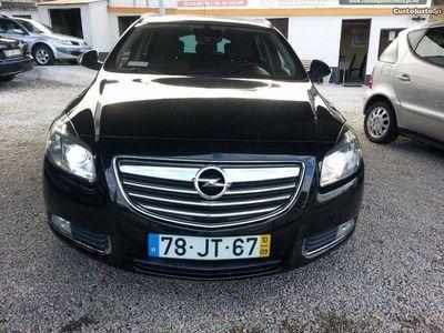 usado Opel Insignia 2.000 CDTI -
