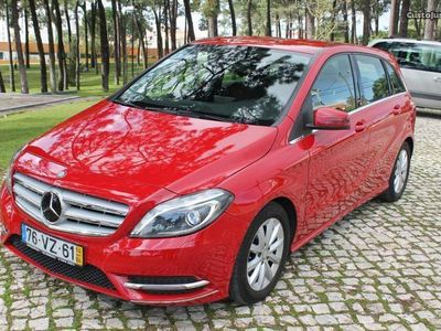 usado Mercedes B180 BlueEfficiency