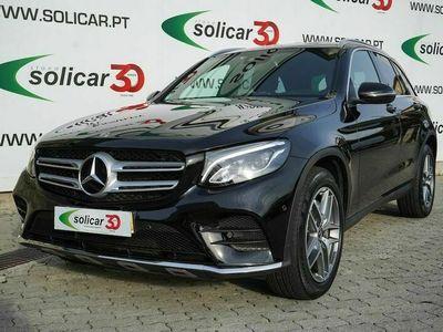 usado Mercedes GLC250 d AMG 4 Line 4- Matic 9G-T Cx. Aut. (204 CV)