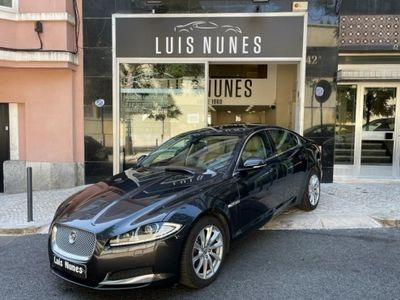 usado Jaguar XF 2.2 D Premium Luxury