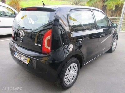 used VW up! Up 1.0 BlueMotion MoveAut (60cv) (5p)