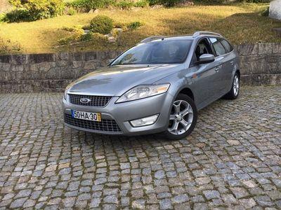 usado Ford Mondeo sw 1,8 td ci titanium