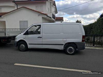 gebraucht Mercedes Vito 108 CDI