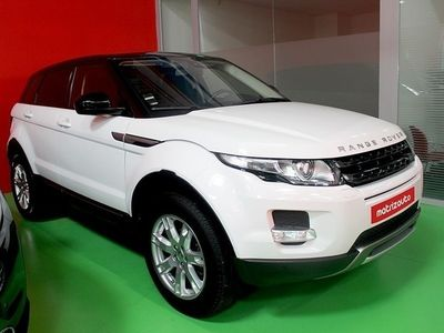 used Land Rover Range Rover evoque 2.2 TD4 Dynamic