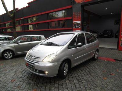 usado Citroën Xsara Picasso 1.6i Exclusive