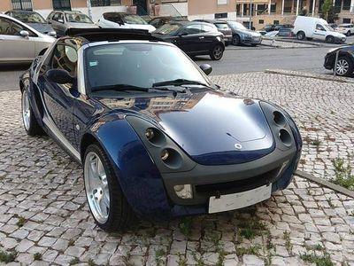 usado Smart Roadster Cabrio 82Cv.