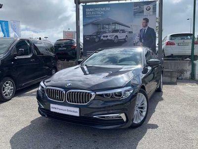 usado BMW 520 Série 5 d ed line luxury