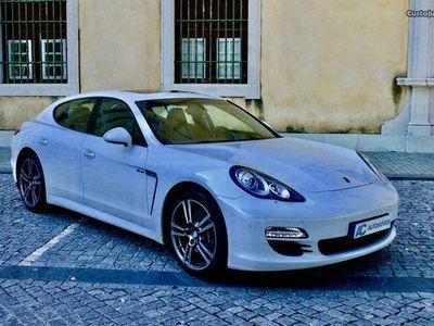 gebraucht Porsche Panamera Platinum Edition