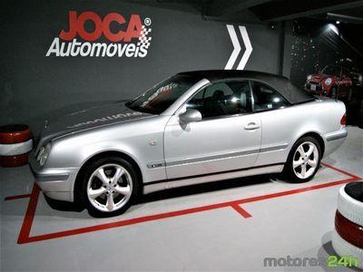 usado Mercedes CLK230 Classe Cabrio Kompressor Avantgarde