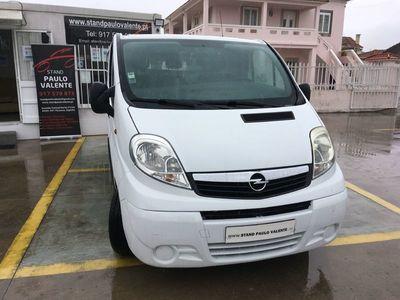 usado Opel Vivaro 2.0 CDTI