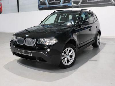 gebraucht BMW X3 2.0D Xdrive Cx Manual
