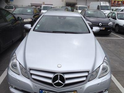usado Mercedes E350 Classe ECDi Elegance BlueEf. (231cv) (3p)