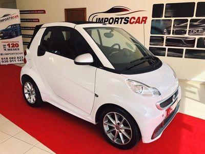 usado Smart ForTwo Cabrio Passion